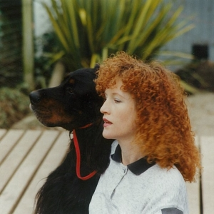 Raewyn with Angus 2